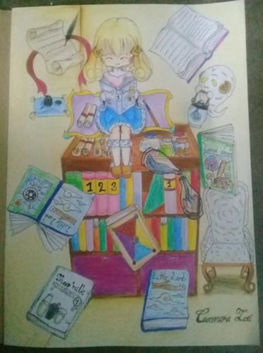 272 Magic Library