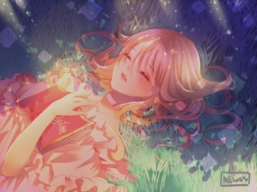 126  Sleeping maiden