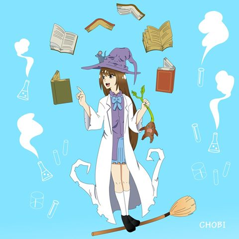 88  Witch  science